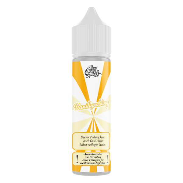 Flavour Smoke - Vanillepudding 20ml Mix´n Vape Aroma (2021 konform)