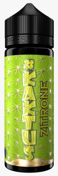#Kaktus - Zitrone Longfill Aroma