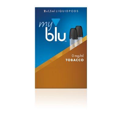 My Blu - Roasted Blend Tobacco Liquidpods 2er Pack