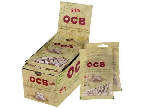 OCB - Organic Slim Filter 120 Stk.