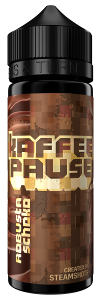 Kaffee Pause - Robusta Schoko 20ml Aroma (2021 konform)