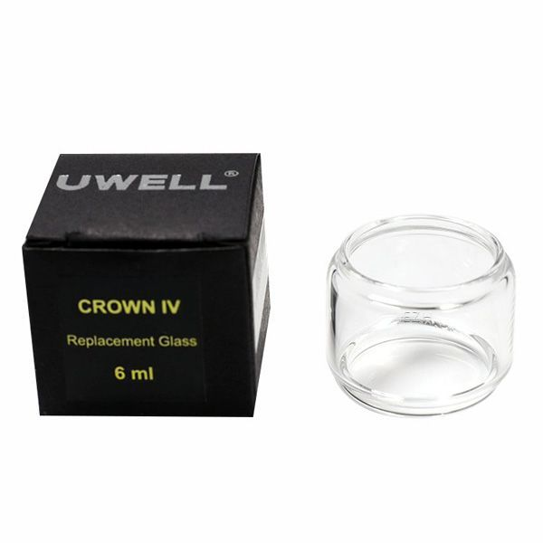 Uwell Crown 4 6ml Bubble Ersatzglas