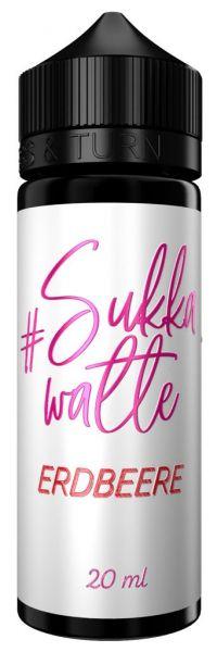 #Sukka Watte - Erdbeere 20ml Aroma