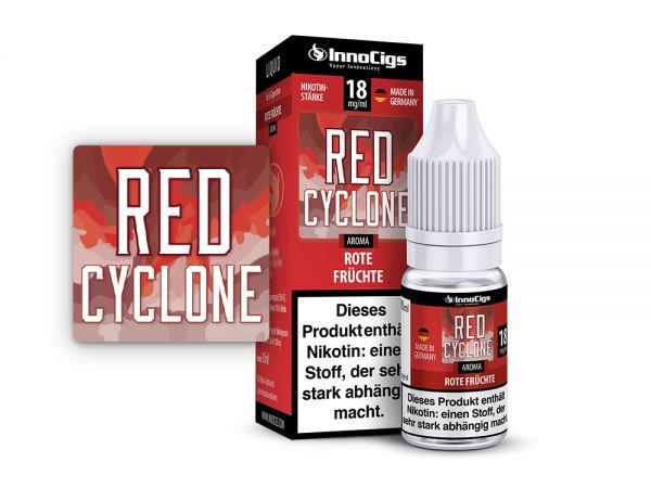 InnoCigs Liquid Red Cyclone Rote Früchte 10ml