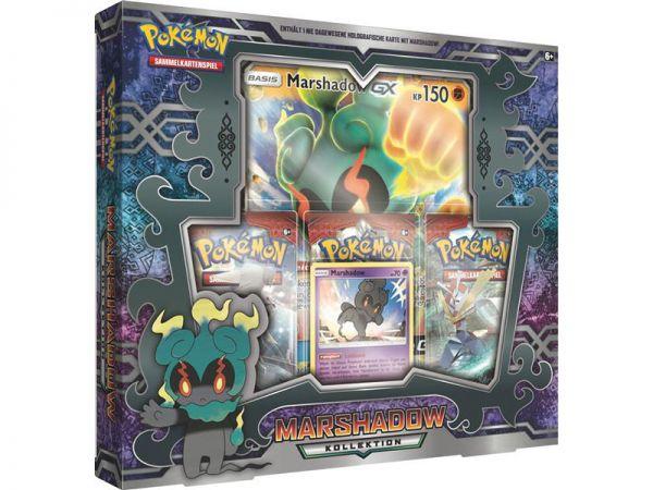 Pokemon - Marshadow Box deutsch