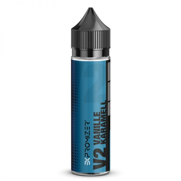Expromizer - V2 Vanille Karamell 15ml Aroma