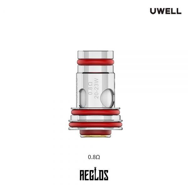 Uwell - Aeglos 0,8 Ohm Verdampferkopf