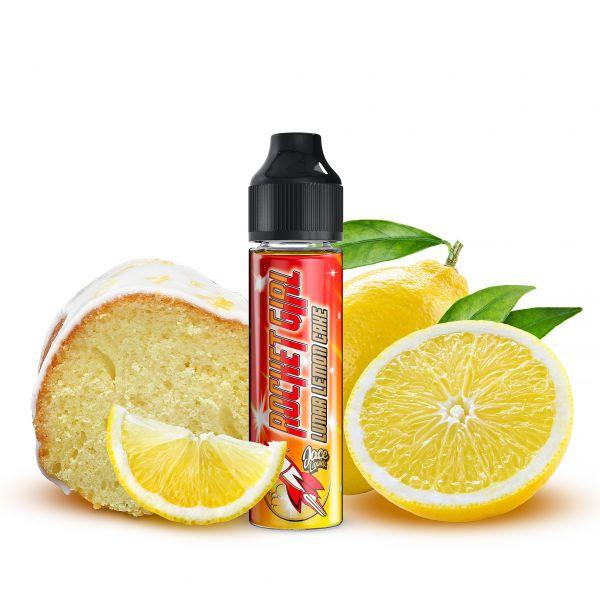 Rocket Girl - Lunar Lemon Cake 15ml Aroma