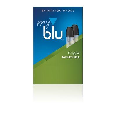 My Blu - Menthol Liquidpods 2er Pack