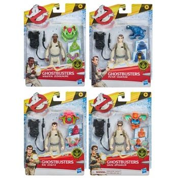 Ghostbusters Fright Feature Figure Wave 2 - Zeddemore B
