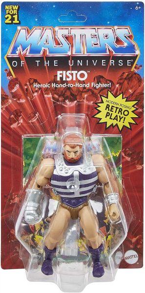 Masters of the Universe - Origins Actionfigur Fisto (14cm)