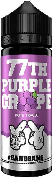 GangGang - 77th Purple Grape 20ml Longfill Aroma