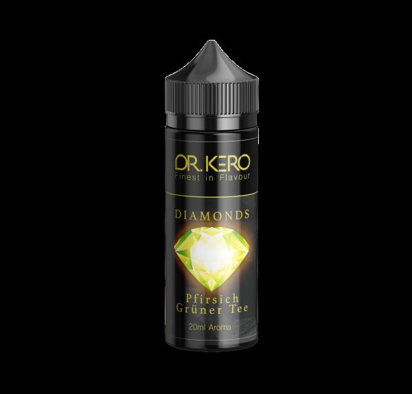 Dr. Kero - Diamonds - Pfirsich Grüner Tee 20ml Mix´n Vape Aroma