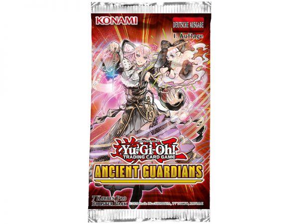 Konami - Yu-Gi-Oh! Ancient Guardians - 1 Box - Deutsch - 1. Auflage