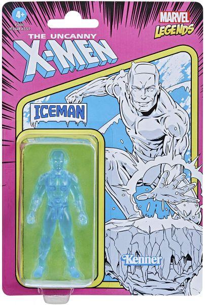 Hasbro Marvel Legends Retro 375 Collection Actionfigur - ICEMAN