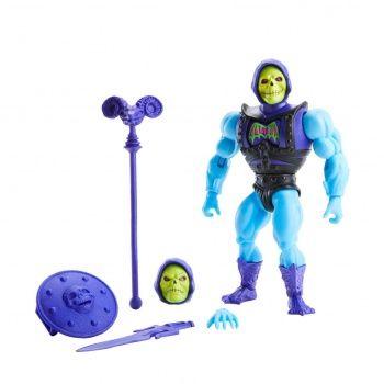 Masters of the Universe - Origins Deluxe Actionfigur Skeletor (14cm) GVL77