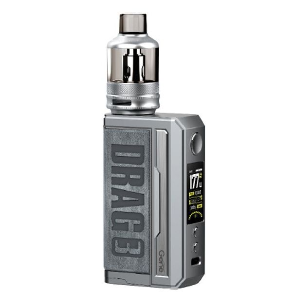 Voopoo - Drag 3 Kit - Smoky Grey
