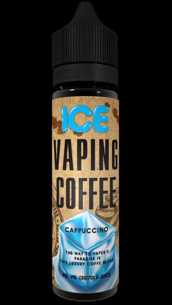 VoVan - Vaping Coffee Ice Cappuccino Plus Liquid