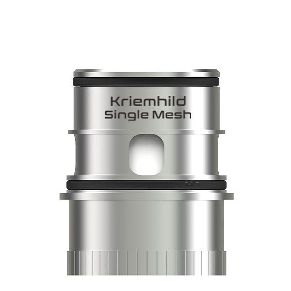 Vapefly Kriemhild 3x Single Coils Verdampferkopf silber