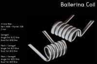 Franktastische - Ballerina Ni80 V2A Dualset