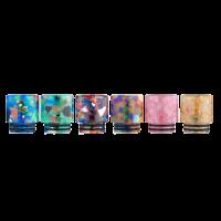 Drip Tip Epoxidharz Floral 810er