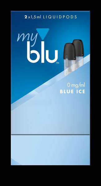 My Blu - Blue Ice Liquidpods 2er Pack