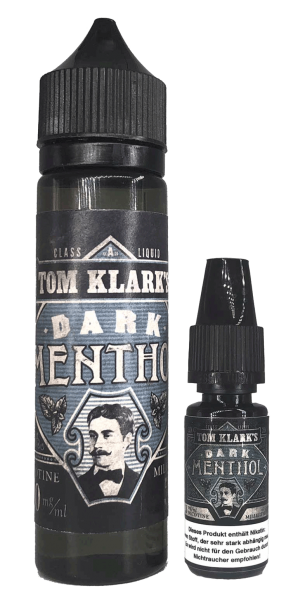 Tom Klark´s - Dark Menthol 60ml Liquid 3mg