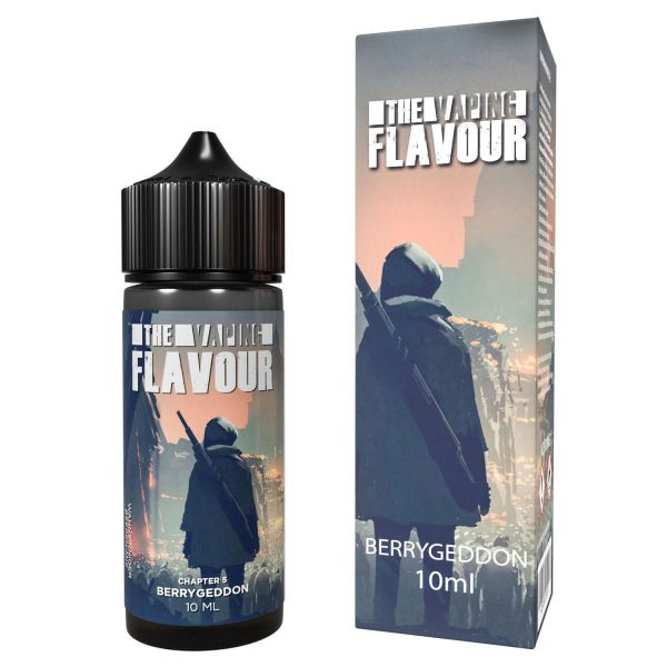 The Vaping Flavour - Ch. 5 Berrygeddon Aroma