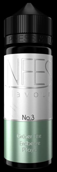 NFES Flavour - No.3 Grüner Tee Erdbeere Pitaya Aroma