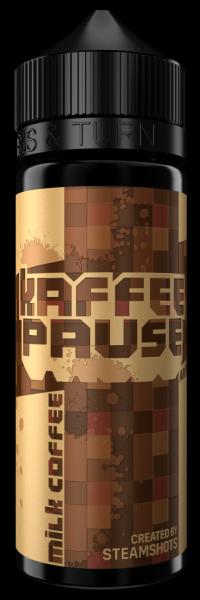 Steamshots - Kaffee Pause - Milk Coffee 20ml Aroma (TPD3 konform)