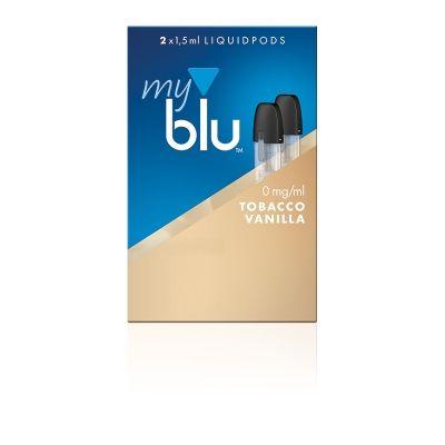My Blu - Tobacco Vanilla Liquidpods 2er Pack