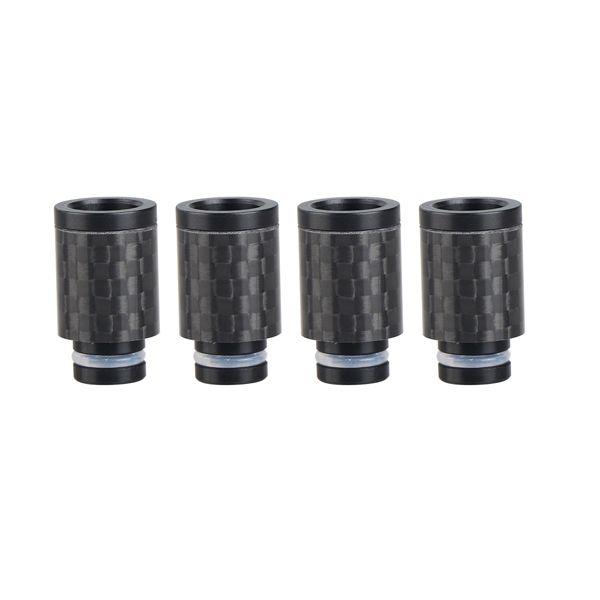 Drip Tip Carbon Fiber Black 510er