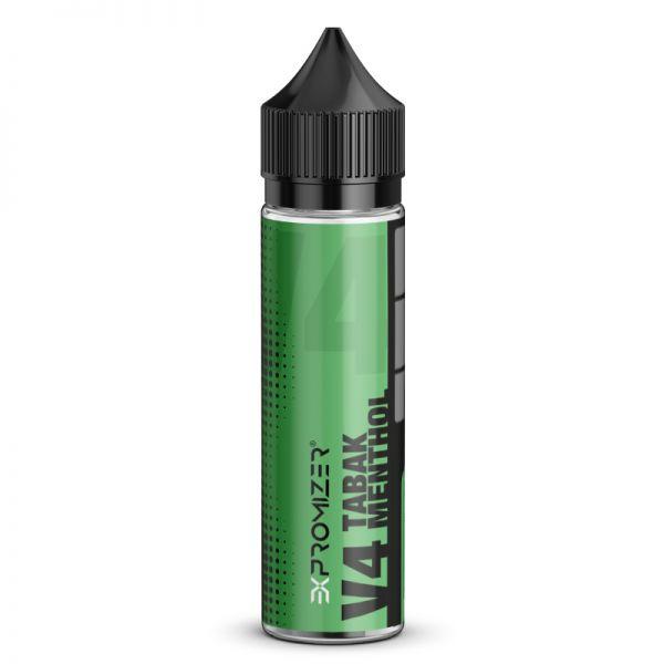 Expromizer - V4 Tabak Menthol 15ml Aroma