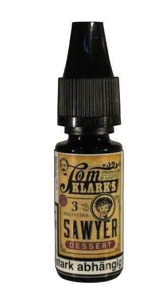 Tom Klark´s - Sawyer - Dessert 10ml Liquid (MHD 01/2021)