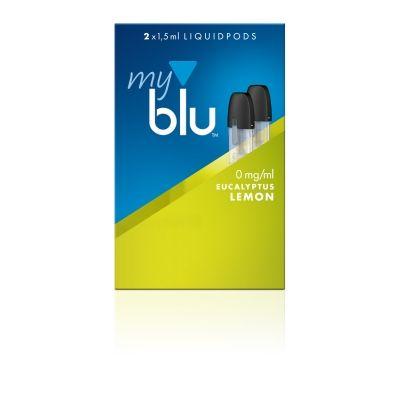 My Blu - Eucalyptus Lemon Liquidpods 2er Pack