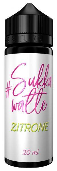 #Sukka Watte - Zitrone 20ml Aroma