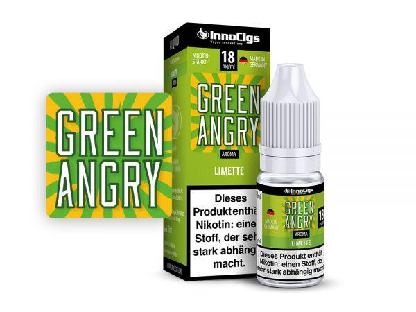 InnoCigs Liquid Green Angry Limette 10ml