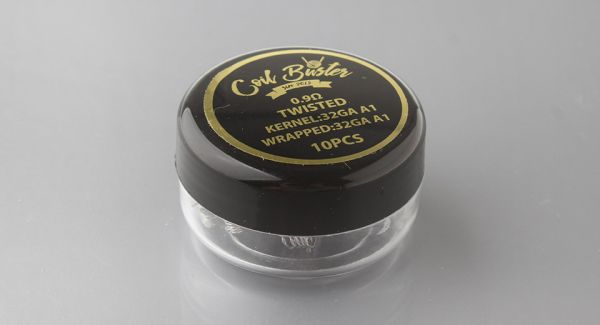 Coil Buster - Twisted 32GA Kanthal A1