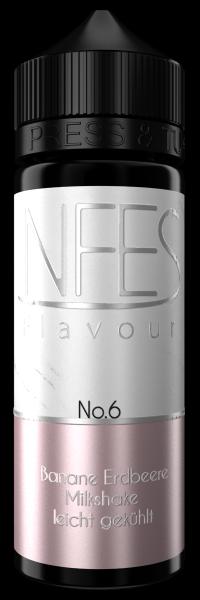 NFES Flavour - No.6 Banane Erdbeere Milkshake Aroma